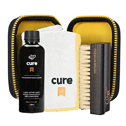 fda3dcfaa0c Amazon.com  Crep Protect Cure Shoe Cleaning Travel Kit CREP CLEANER SMKIT   Home   Kitchen