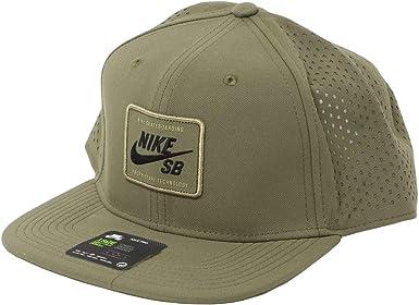 vaso Cálculo rango  Amazon.com: Nike SB AeroBill Pro 2.0 - Gorro de skate (ajustable): Clothing