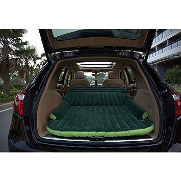 zoiibuy® SUV Auto aire Colchón Luftbett para camping Viajes con familia: Amazon.es: Hogar