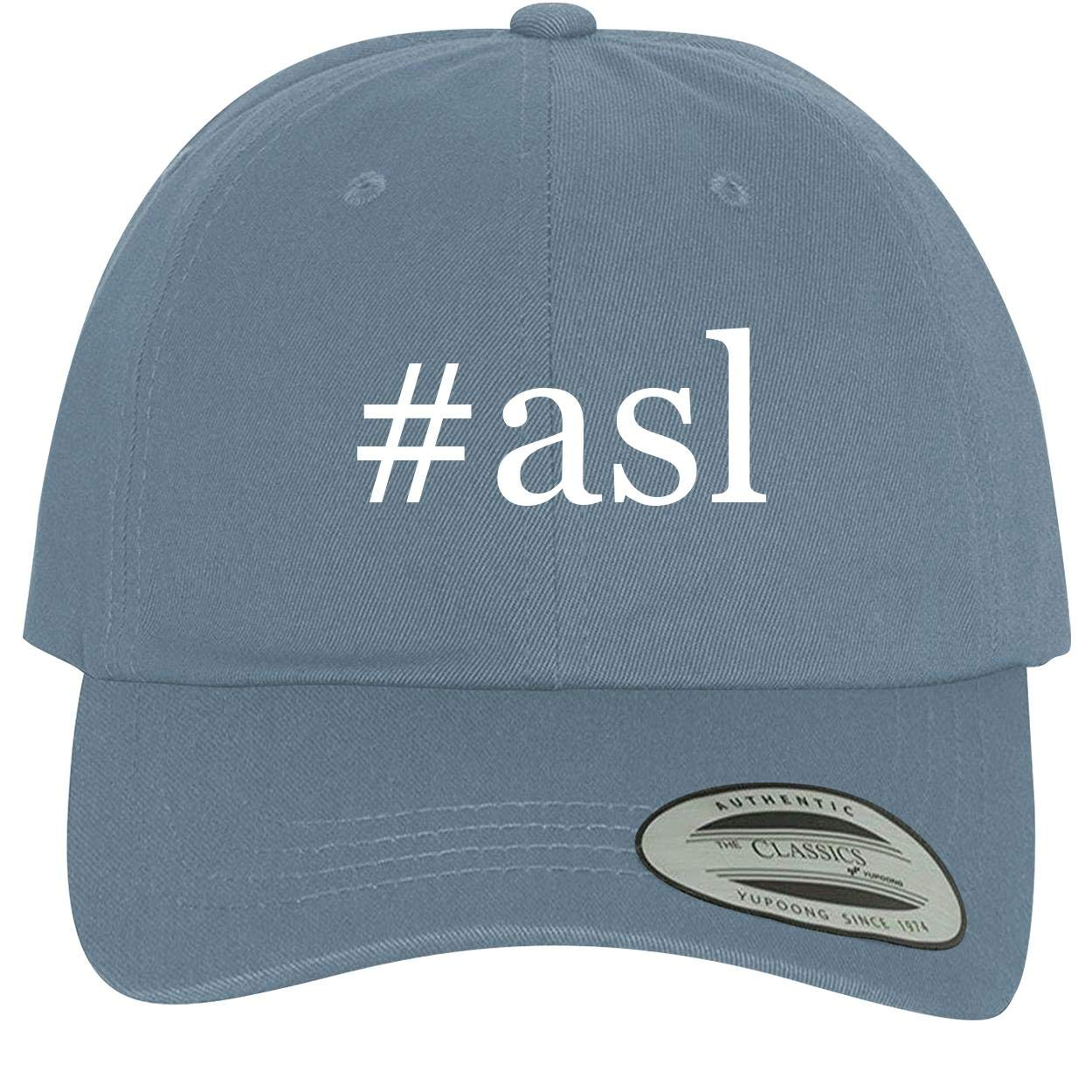 BH Cool Designs #ASL Comfortable Dad Hat Baseball Cap
