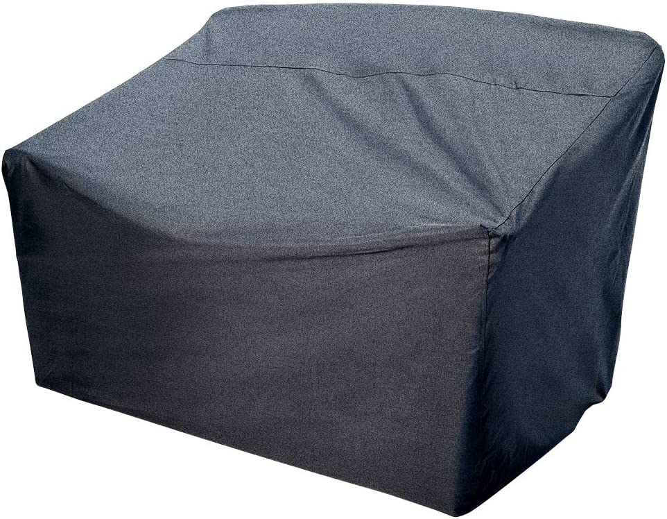 Navy Blue Quality Outdoor Living 65-AZLC-1 Deep Seating Loveseat Outdoor Patio Furniture Cover