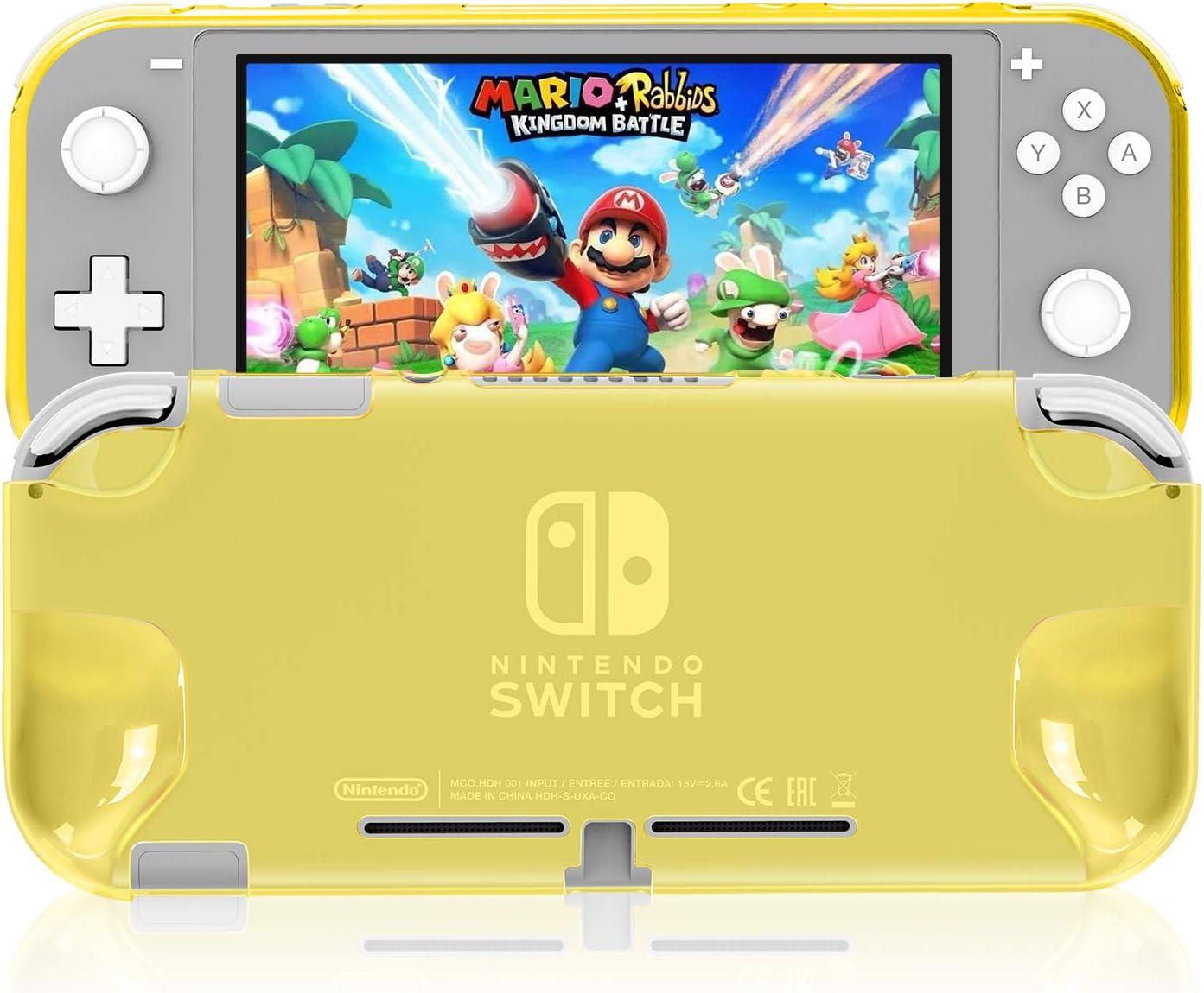 YCCTEAM - Carcasa de TPU para Nintendo Switch Lite 2019, diseño de ...