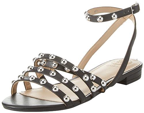 reputable site b683a 5c96e Guess Footwear Dress, Sandali con Cinturino alla Caviglia Donna