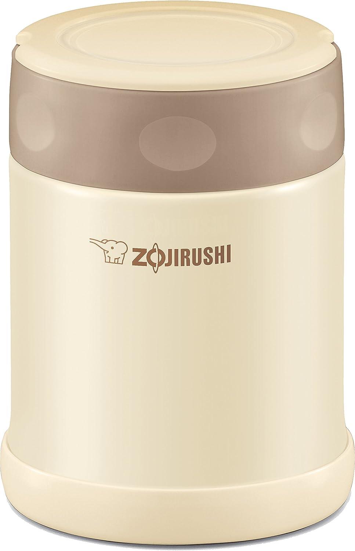 Zojirushi Stainless Steel Food Jar, 11.8-Ounce, Cream