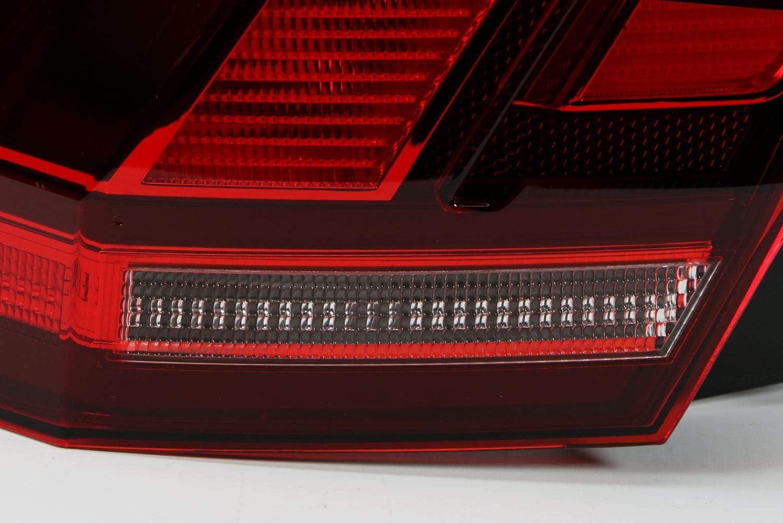 HELLA 2SD 012 519-041 Feu arri/ère avec porte-lampe 12V LED droite