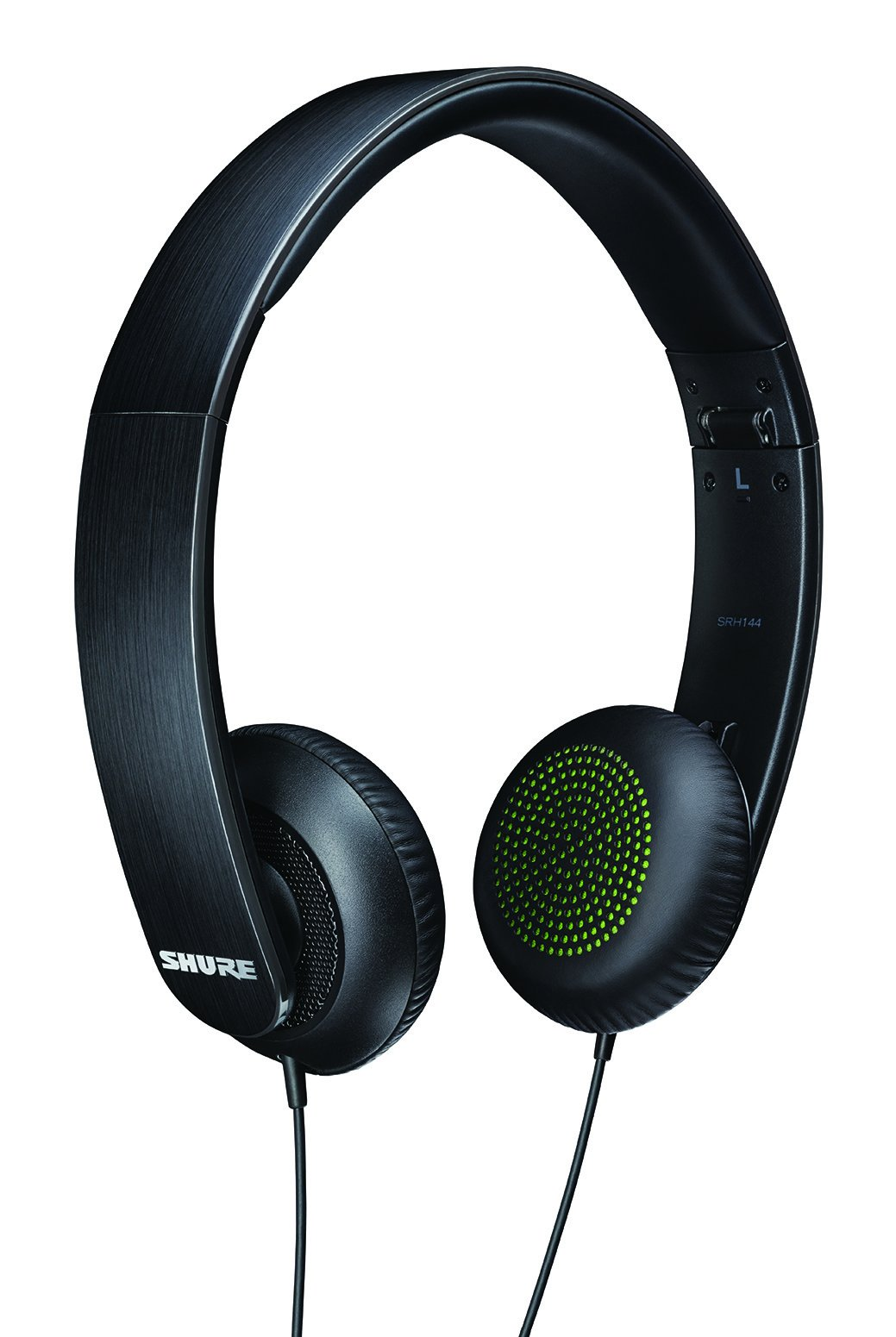 Shure SRH144 Semi-Open Portable Collapsible Headphones by Shure