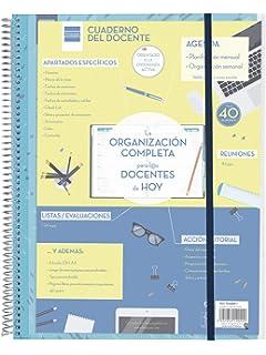 Additio P192 Cuaderno Tríplex, Colores Surtidos: Amazon.es ...