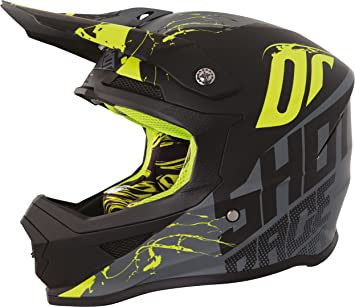 Shot Furious Venom Cross Casco