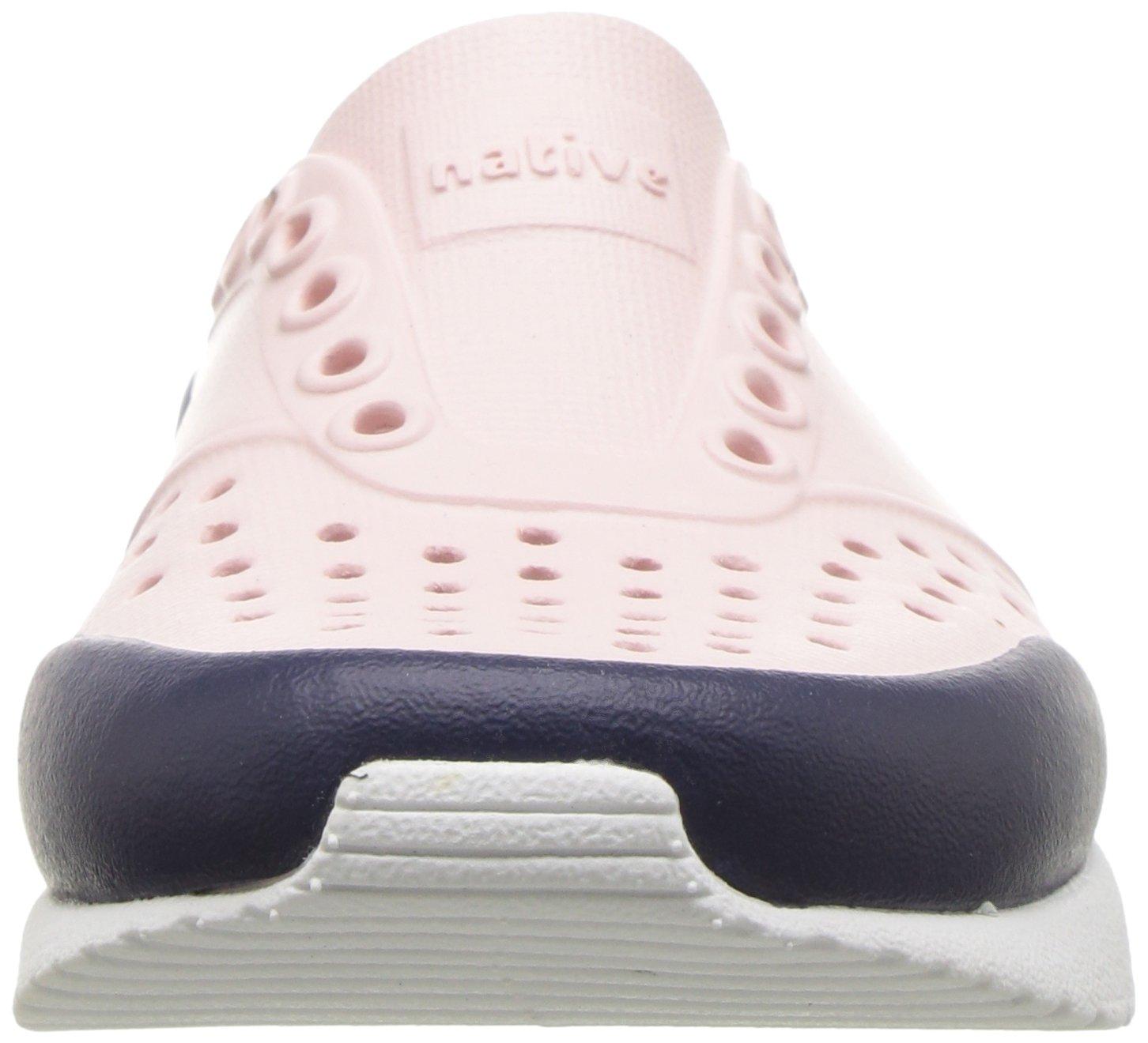 native Kids Unisex-Kids Lennox Block Child Sneaker, Cold Pink/Shell White/Glacier Green/Regatta Blue Block, 13 Medium US Little Kid by native (Image #4)