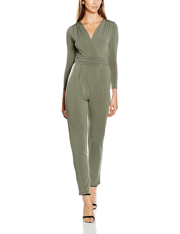 New Look Slinky Wrap, Combinaison Femme 3881351