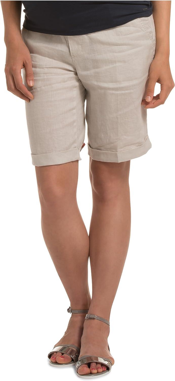 ESPRIT Maternity Damen Umstands Shorts UTB chino