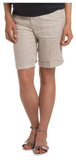 226191e7d8 ESPRIT Maternity Women s Utb Chino Maternity Shorts  Amazon.co.uk  Clothing