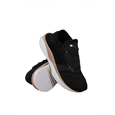 366239-01 WOMEN TSUGI SHINSEI METALLIC PUMA PUMA BLACK ROSE GOLD