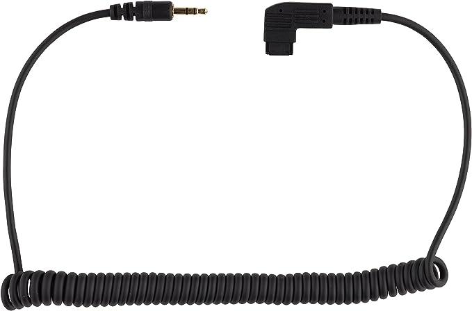 negro Cable disparador Phottix N10
