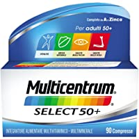 Multicentrum Select Food Supplement 30 Tablets