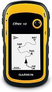 Garmin eTrex 10 Outdoor Handheld GPS Unit
