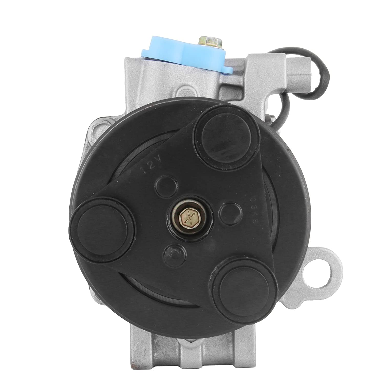 Mophorn AC Compressor OEM AC Compressor Clutch IC57463 Air