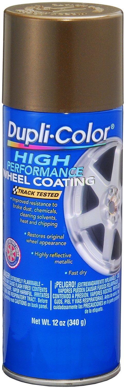 Dupli-Color HWP105 Bronze High Performance Wheel Paint - 12 oz.