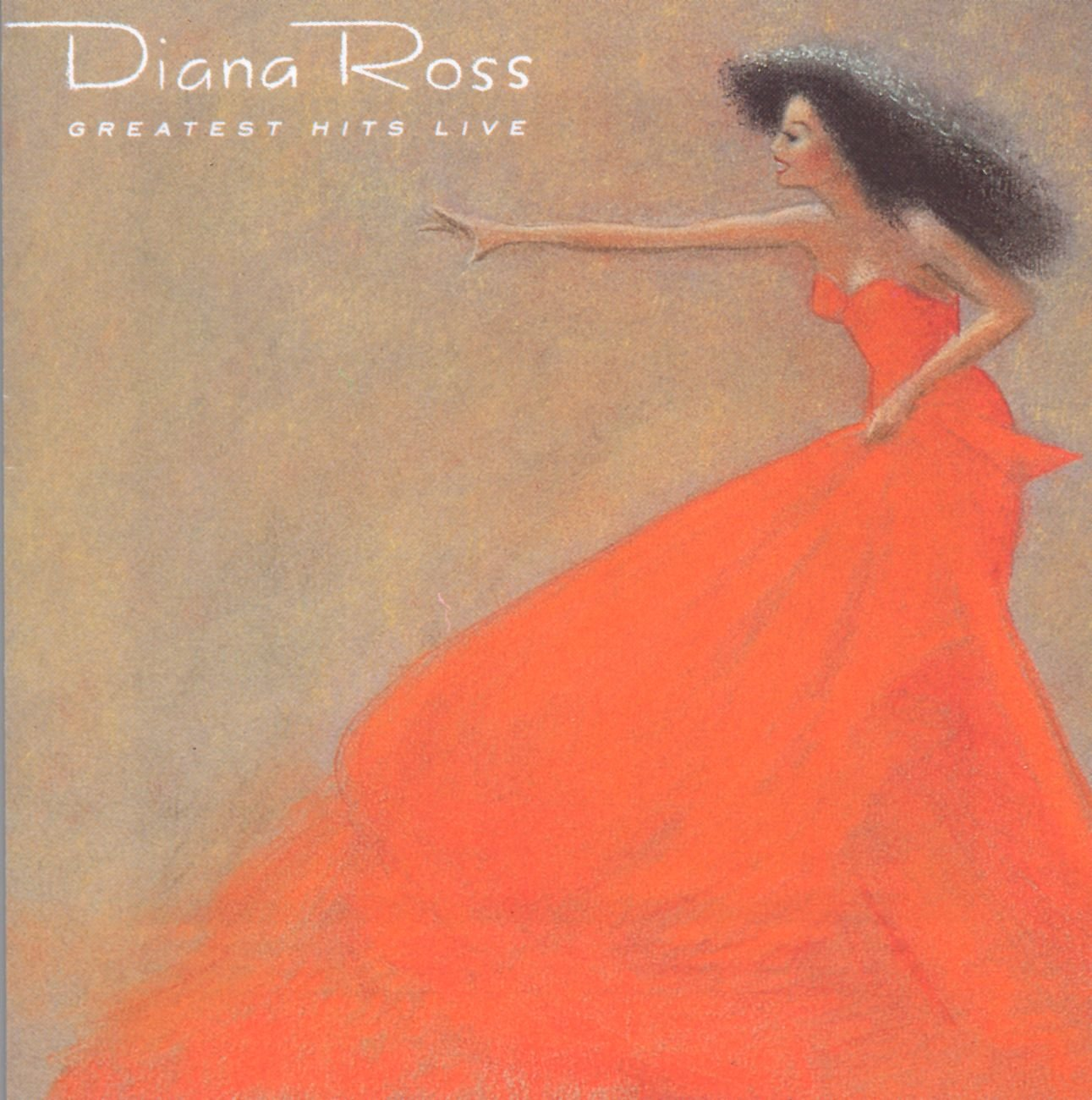 Diana Ross: Greatest Hits Live