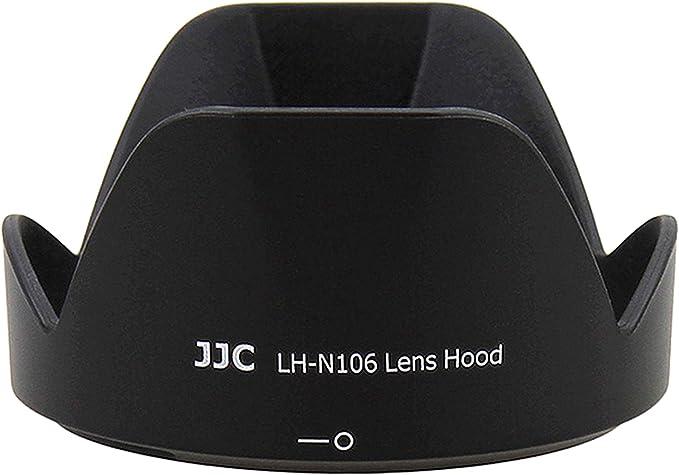 WEIHONG Protective Accessories HB-45II Lens Hood Shade for Nikon AF-S NIKKOR 18-55mm DX//Nikon AF-S DX NIKKOR 18-55mm f//3.5-5.6G VR Lens WEIHONG