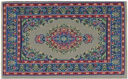 1:12 Mini Turkish Style Floor Rug Carpet Dollhouse Furniture Scenes DIY Accs