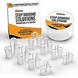 Snore Stopper Set - Anti Snoring Nose Vents (8PCS) - Set of 8 Nasal Dilators - Anti Snoring Devices - Snoring Solution…