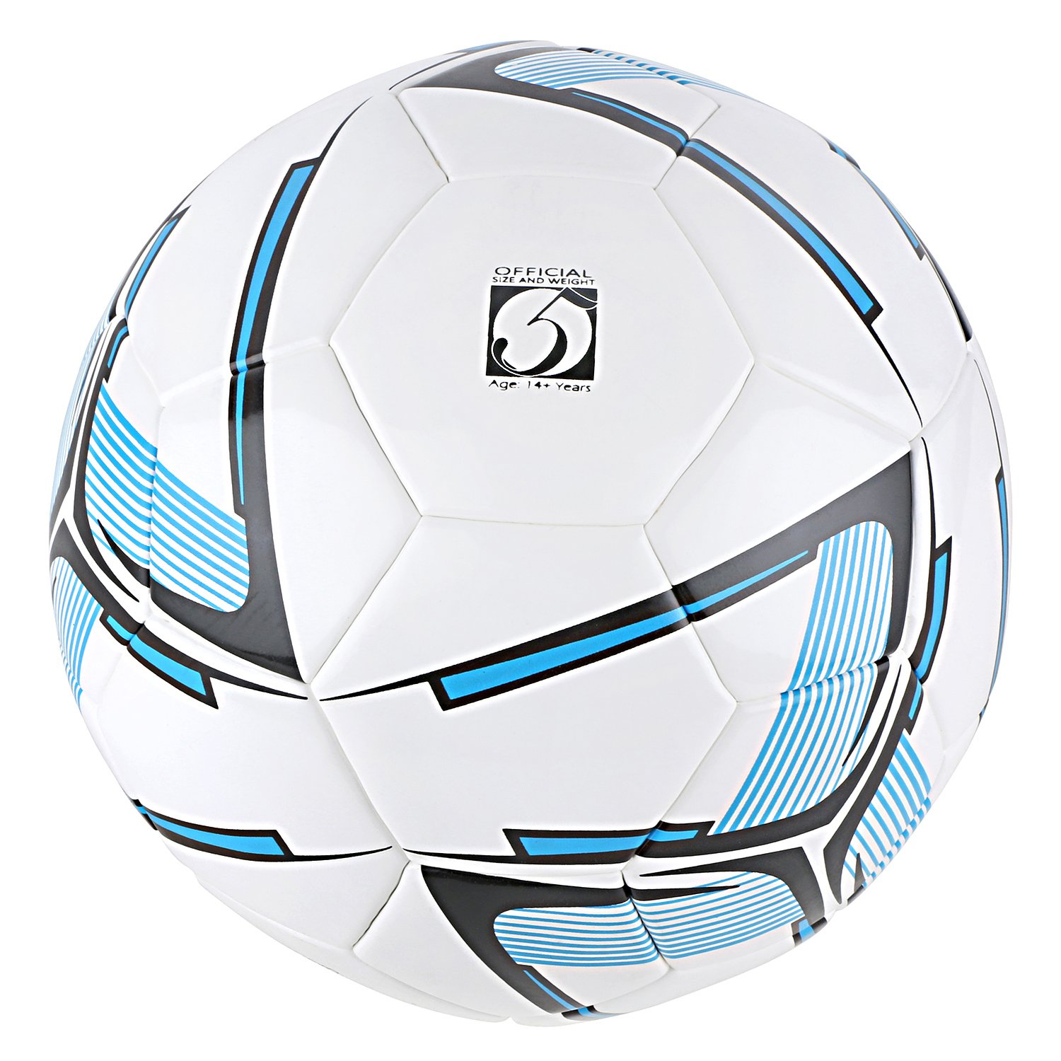 Spinway Football Pro Sw-500 for Professional Play,Water Resistant | (Blue) by Spinway (Image #3)