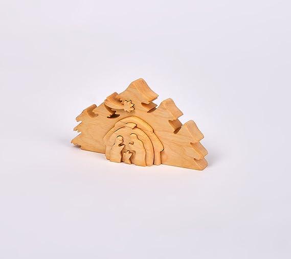 Finkbeiner 5233 Holzschmetterling 21x20 cm mit Faden zum Aufhängen Neu