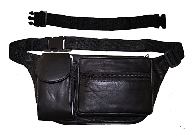 5e70052a85a0 AG Wallets Cell Phone Pouch Fanny Pack Waist Bag Pouch With 18