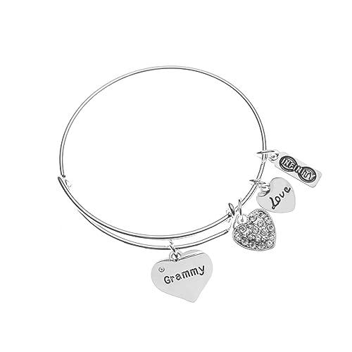 amazon com grammy bracelet grammy jewelry grandma jewelry makes