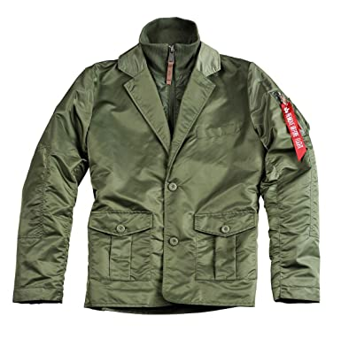Fn Einzelstück 143131 Shirtjacket Jacke Alpha Herren Industries XU7Bqw4z