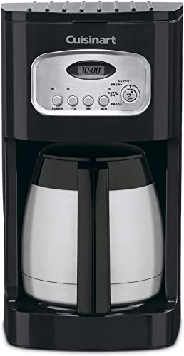 Cuisinart DCC-1150BKP1 Classic Thermal Programmable Coffemaker