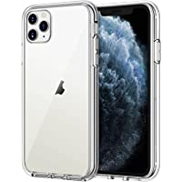 JETech Case for iPhone 11 Pro Max (2019) 6.5-Inch, Shock-Absorption Bumper Cover, Anti-Scratch Clear Back (HD Clear)