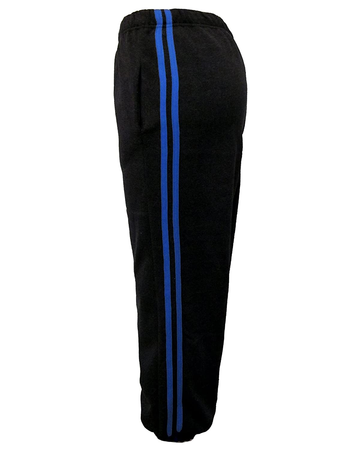 BODY Kids Jogging Bottoms with Side Pockets and Stripes