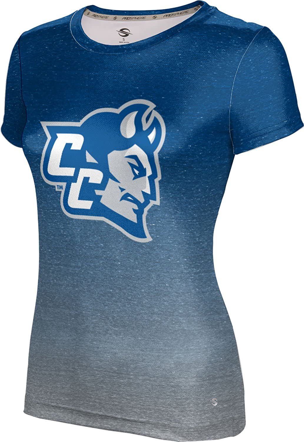 Ombre ProSphere Central Connecticut State University Girls Performance T-Shirt