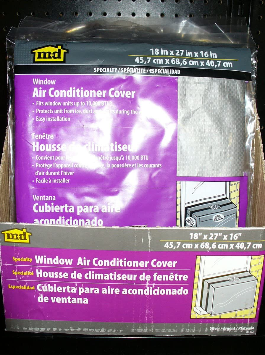 Gray M-D Building Products 2006 M-D 0 Open-Cell Air Conditioner Weather-Strip W X 42 in L X 1-1//4 in T