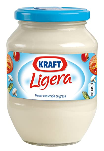 Kraft - Mayonesa Light, 250 g