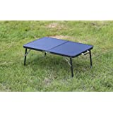 Quest Superlite Witney Black Edition Lightweight Low Folding Camping Table