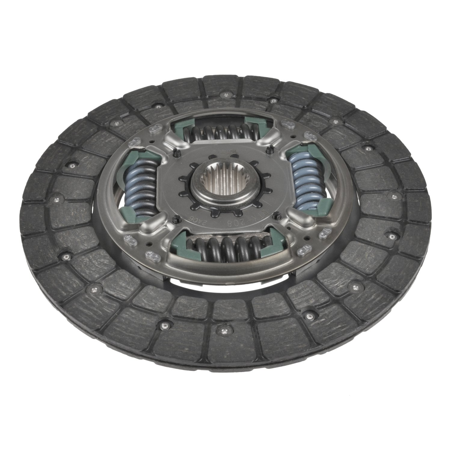 pack of one Blue Print ADT33196 Clutch Kit