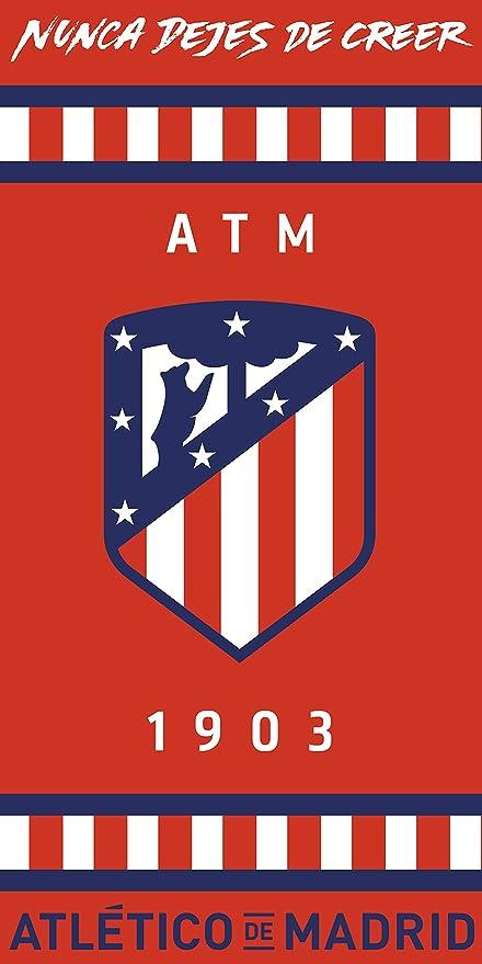 MADRID Atlético Toalla Microfibra Baño Playa Atlético Nunca Dejes ...