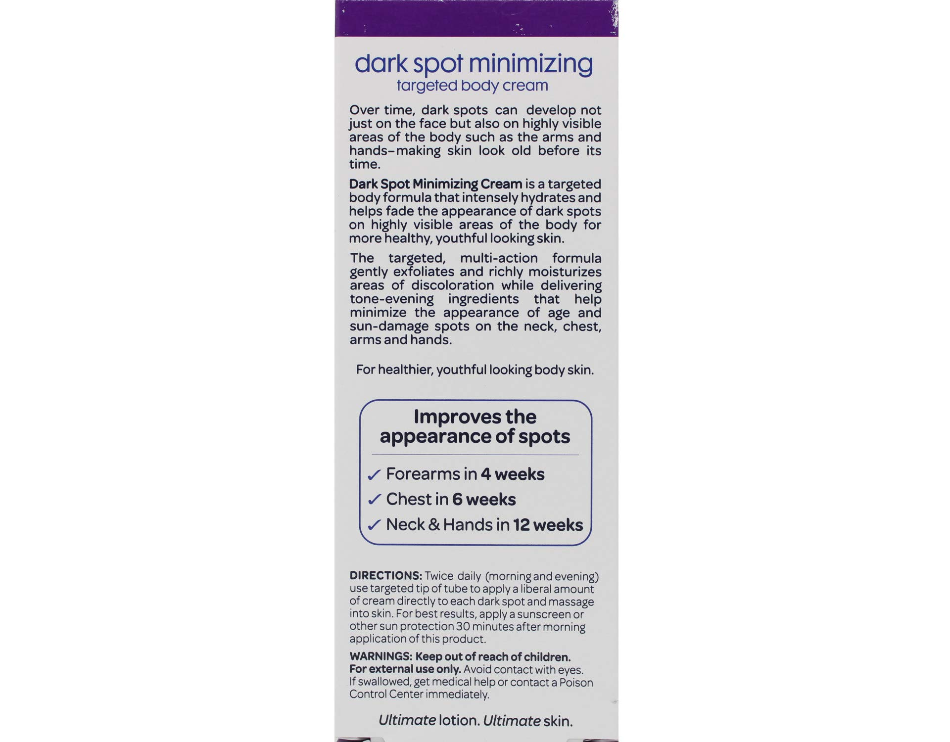 Gold Bond Dark Spot Minimizing Cream, 2 Ounce