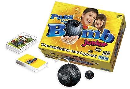 Gibson Games Junior Pass The Bomb Spiel (Englisch)