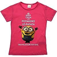 Despicable Me Kids Short Sleeve T Shirt