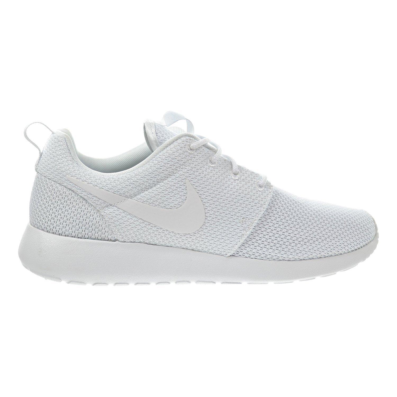 pretty nice bcca8 f59bb Amazon.com   Nike Roshe One Men s Shoes White 511881-112 (13 D(M) US)    Running