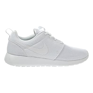 online store 6c8e3 7811f Nike Roshe One Men's Shoes White 511881-112 (9.5 D(M) US)