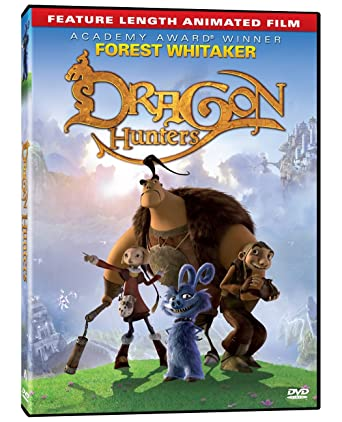 Amazon.com: Dragon Hunters: Guillaume Ivernel, Arthur Qwak ...