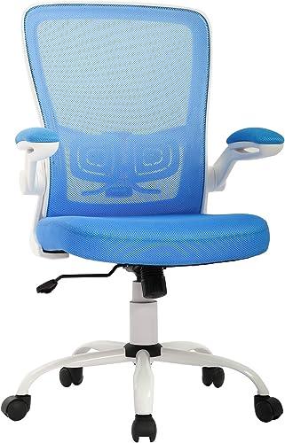 Best office desk chair: Ergonomic Mesh Office Chair Swivel Chair Computer Chair
