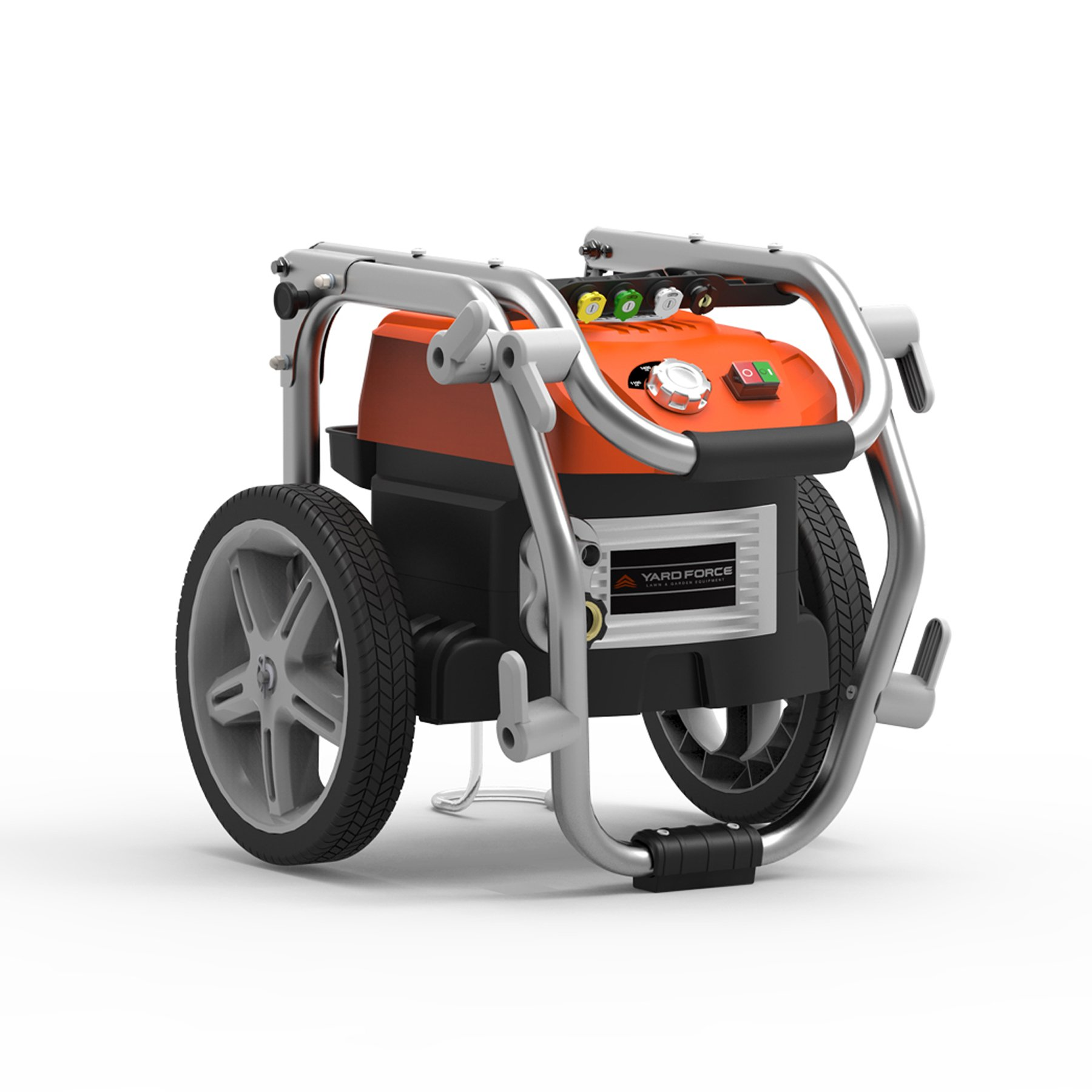 Yard Force YF2200BL Electric Brushless Pressure Washer 2200 PSI by YardForce (Image #2)