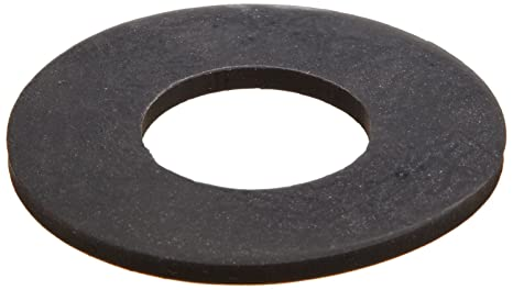Ring Pack of 1 White PTFE Flange Gasket Fits Class 150 Flange 1-7//8 OD 1//8 Thick 1//2 Pipe Size 7//8 ID