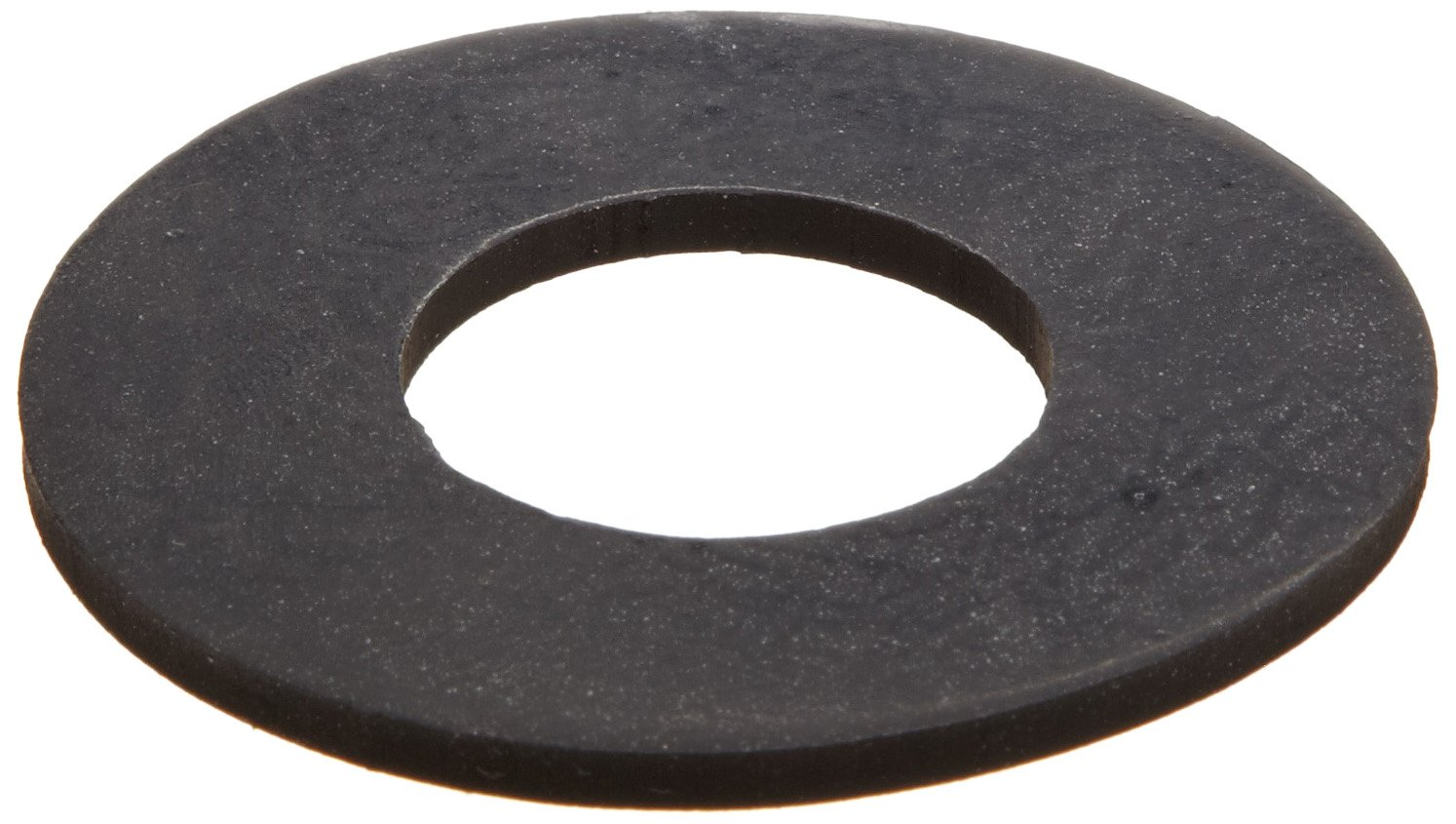 Neoprene Flange Gasket, Ring, Black, Fits Class 150 Flange, 1/8'' Thick, 3'' Pipe Size, 2-7/8'' ID, 4-7/8'' OD (Pack of 6)